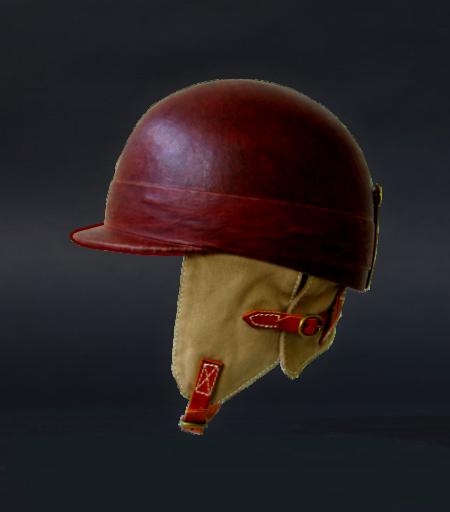 Chapal Vintage Racing Helmet Canvas