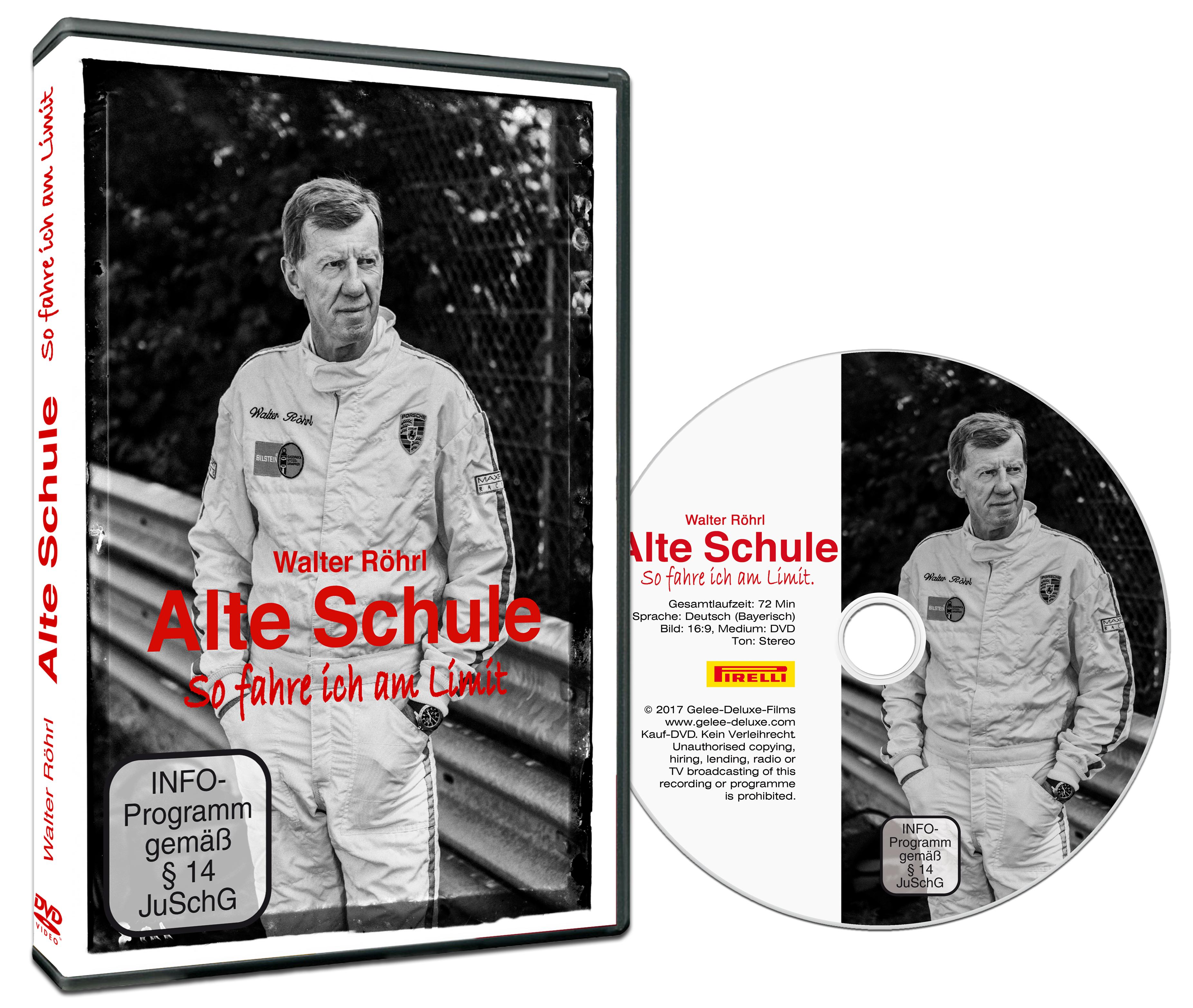 Walter Röhrl Collection DVD Alte Schule