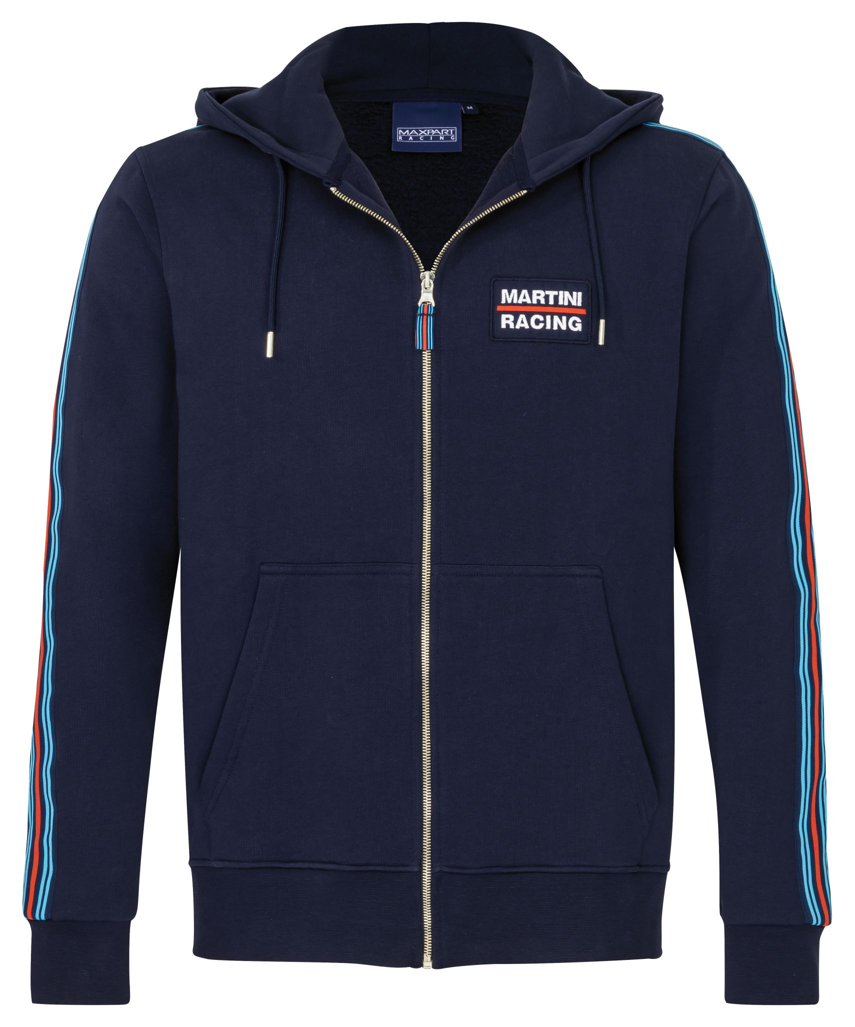 MARTINI RACING Stripes Hoodie