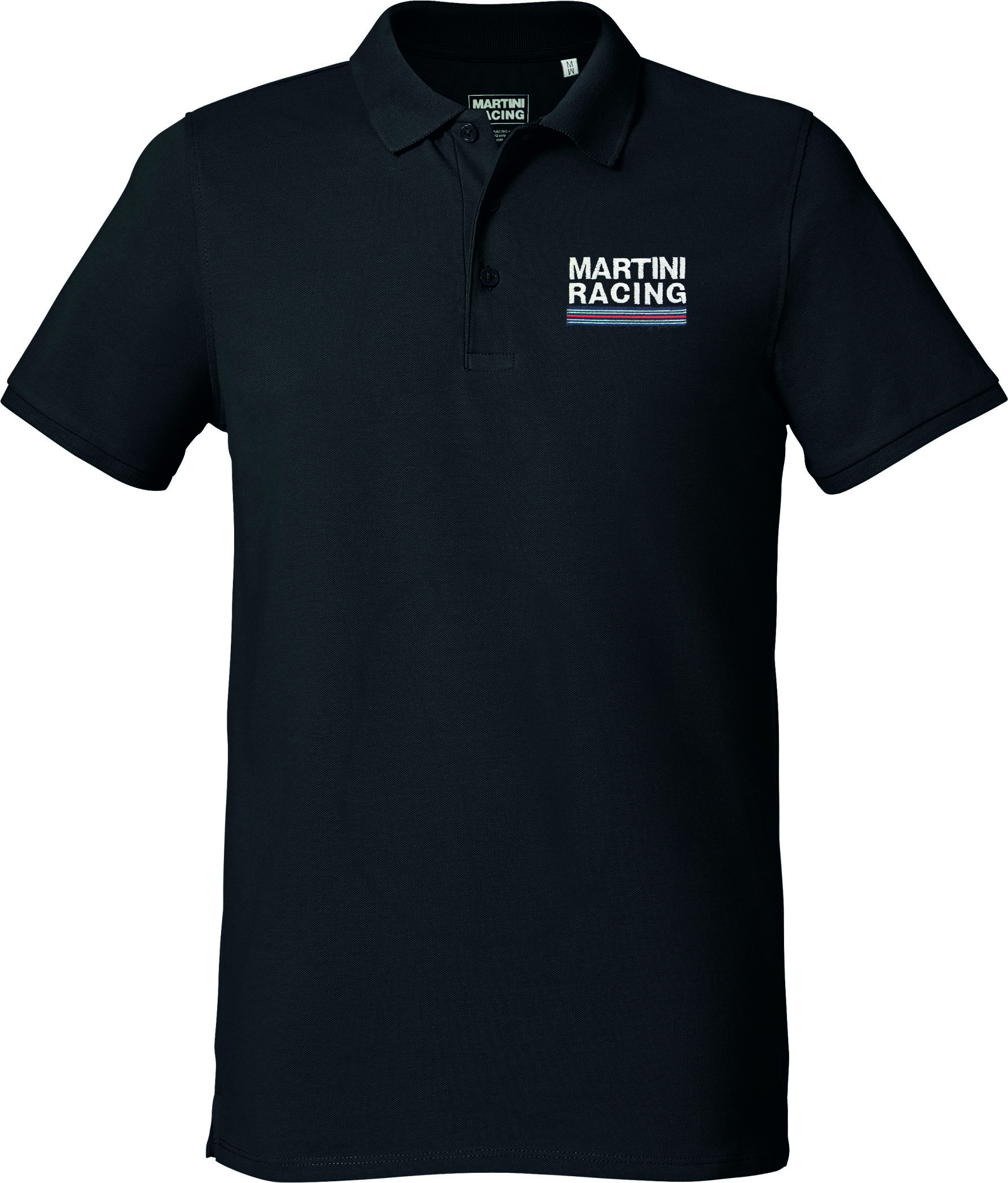 MARTINI RACING Sportline Polo black