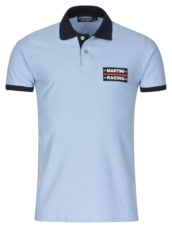 MARTINI RACING 1970s Poloshirt