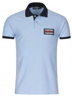 325MARTINI RACING 1970s Poloshirt