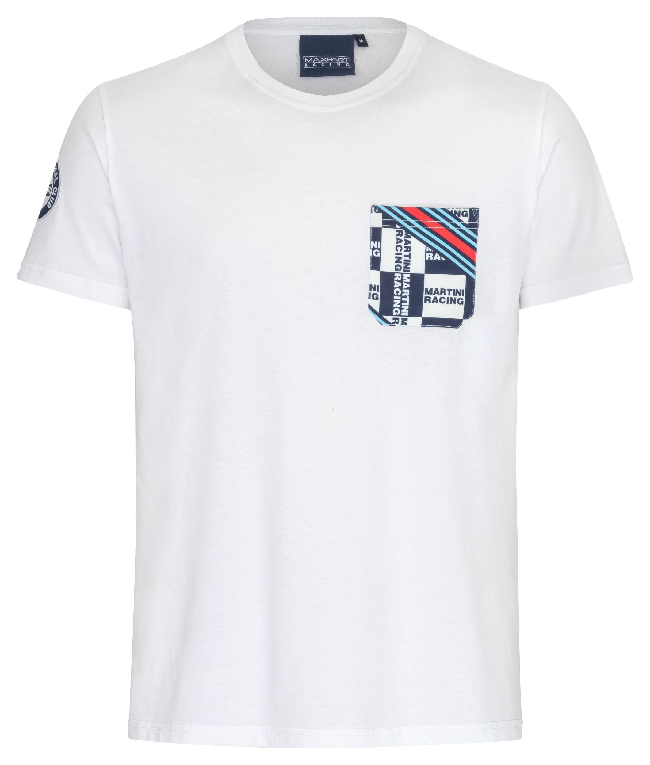MARTINI RACING Pocket T-Shirt