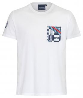 325MARTINI RACING Pocket T-Shirt