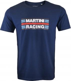 325MARTINI RACING Team Shirt blau