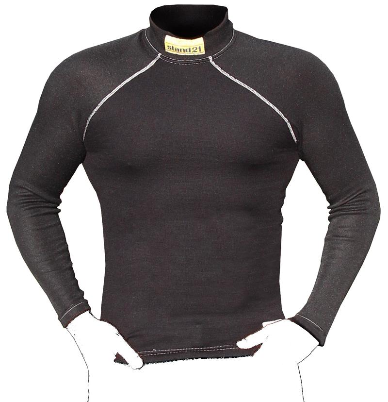 stand21 Pullover EVO black